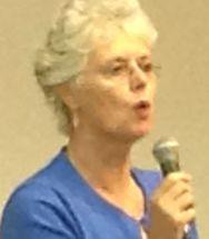 Elizabeth Brunette, DA councillor, Ward 62, Cape Town