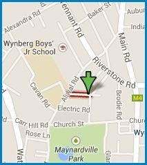 Ebenezer Road, Wynberg