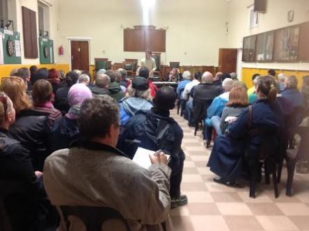 Wynberg Residents and Ratepayers inaugural meeting