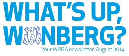 Wynberg Residents and Ratepayers Association newsletter masthead