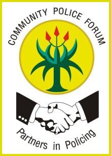 Community Policing Forum logo