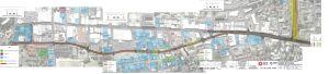 Road scheme map_West