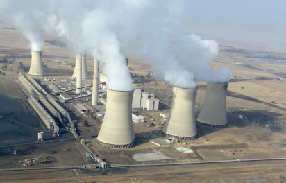 Majuba power station