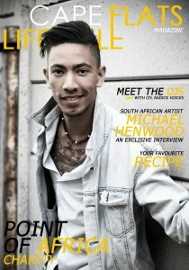 Cape Flats magazine cover