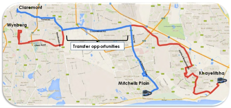 South RoadBrodie Road couplet Wynberg Residents and Ratepayers