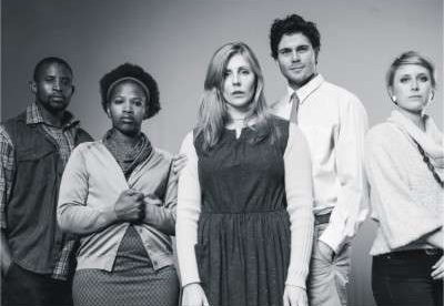 Cast of born in the RSA