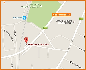 Map to the Atheneum