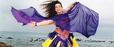 Pic of dancing woman