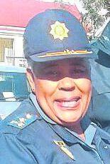 Brigadier Nokuthula Mzila